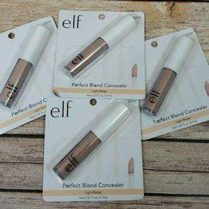 4 ELF Perfect Blend Concealer 23195 Light Beige